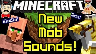 Minecraft News NEW MOB SOUNDS Coming in 1.6!