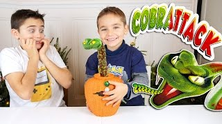 Video JEU - COBRATTACK - Gare au Terrible Cobra ! - Jeu d'action et de Réflexe MP3, 3GP, MP4, WEBM, AVI, FLV Oktober 2017