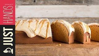 3-ingredient caramel cake | Akis Kitchen by Akis Kitchen