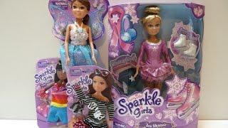 Búp Bê Nàng Tiên Với Đôi Cánh Thiên Thần Sparkle Girlz 2015(Bí Đỏ)Sparkle Girlz papusa nou 2015