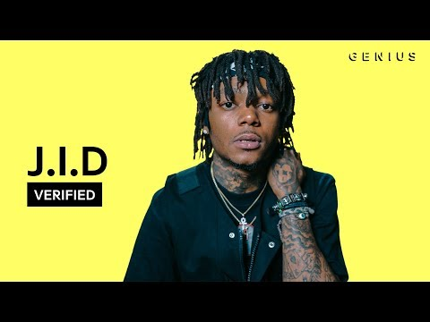 "J.I.D ""NEVER"" Official Lyrics & Meaning 