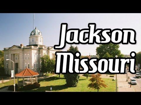 Jackson Missouri Drone Footage