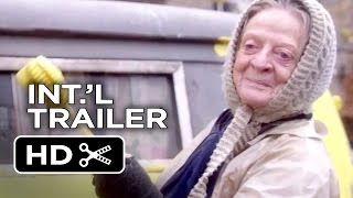 The Lady In The Van Official Uk Trailer  1  2015    Maggie Smith  James Corden Movie Hd