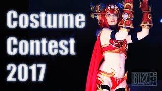 The Blizzcon 2017 - Costume Contest!