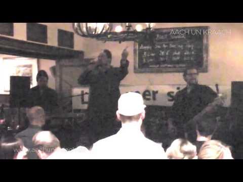 Aach un Kraach — Naachbus — Live am 13.11.2012 im »Stiefel« Bonn
