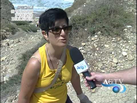 Speciale riprendiamoci Punta Bianca del 21 05 2013 agrigento tv