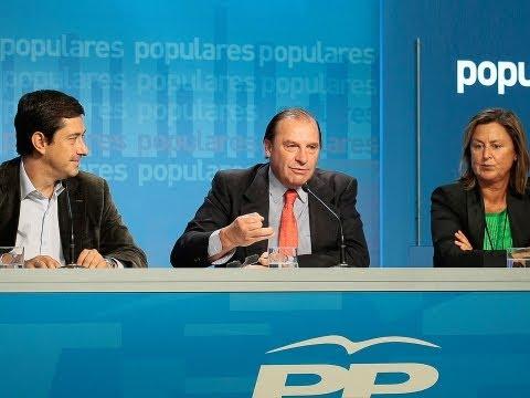Vicente Martínez-Pujalte, Ana Madrazo, y Antonio Gallego, valoran los PGE