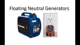 5. How I Bonded My Floating Neutral Inverter Generator Powerhorse