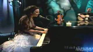 Evanescence - Lithium (Live @ AOL Music Sessions 2006)HD