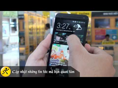 Video về HTC One 16GB
