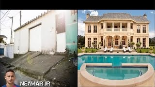 Video 10 Football Player Houses  Then vs  Now MP3, 3GP, MP4, WEBM, AVI, FLV Mei 2018