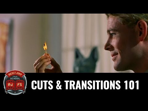 Film cuts and types of transitions explained