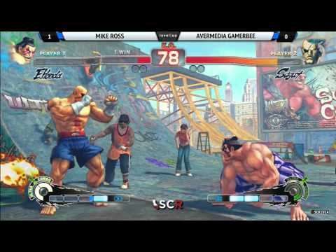 gamerbee - Thanx to levelupseries!!! http://www.youtube.com/user/levelupseries Socal Regionals 2014 !!!!!!
