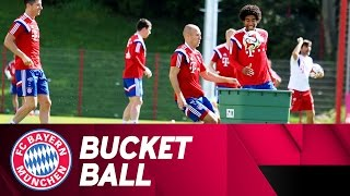 "FC Bayern ""Bucket"" Ball"