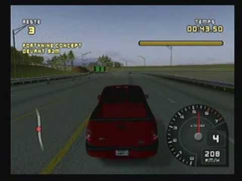 ford racing 2 playstation 2 cheats
