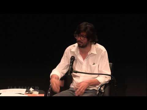 Artist Talk: Mario Garcia Torres