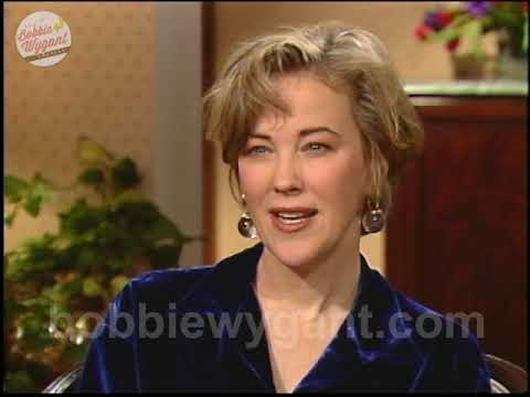 "Catherine O'Hara ""Home Alone 2"" 1/18/92 - Bobbie Wygant Archive"