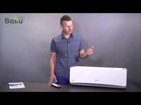Инверторная сплит-система Ballu DC Platinum