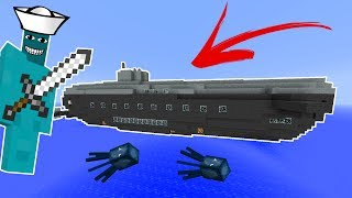 A Minecraft Clay Soldiers Mod Battle on a submarine!Intro Song: The Eden Project - Circles (MNG Remix)Mod Link: https://www.skydaz.com/clay-soldiers-mod-installer-for-minecraft/