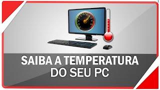 Aprenda medir a temperatura do seu processador, placa de vídeo, placa mãe e o seu HD , com uma ferramenta muito simples e fácil de mecher, confira o vídeo ...