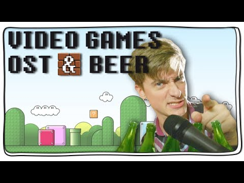 History of gaming par les Bottle Boys