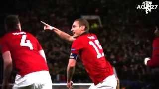 Nemanja Vidić - Manchester United 2006 - 2014 Thank You Captain! [HD]