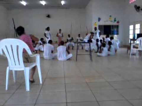 Capoeira Grupo Raça Negra Conceição das Alagoas MG