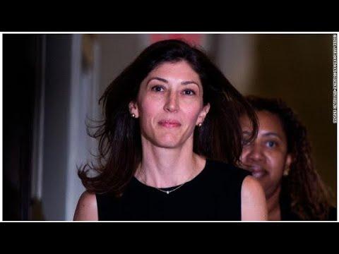 Ex-FBI lawyer targeted by Trump breaks silence