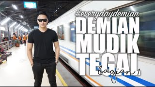 Download Video Demian Mudik ke Tegal (part.1) | #EverydayDemian MP3 3GP MP4