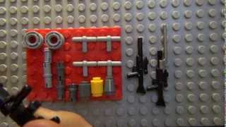 Download Lagu How to Make Lego Guns with Spare Parts Mp3