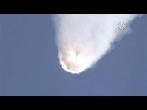 nasa fallisce lancio del razzo spacex!