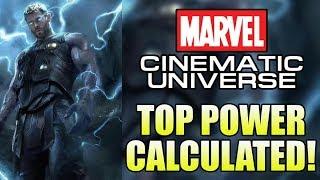 Video How Powerful is the MCU Thor? MP3, 3GP, MP4, WEBM, AVI, FLV Maret 2019