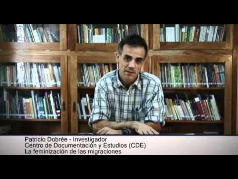 Patricio Dobrée - La feminización de las migraciones 1