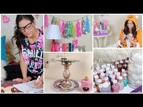 Spring - It's that time.. Spring cleaning! I hope u lovelies enjoy these DIY organizational and decor ideas for you room! Wanna win a $50 Target gift card to get started on your spring organizing?...