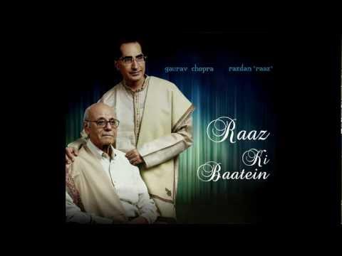 Is Duniya Mein Samjhane Se - Gaurav Chopra - Raaz Ki Baatein