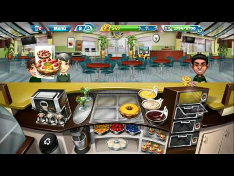 "Cooking Fever Gameplay ""Bakery"" Levels 21-25 (Pastelería)"