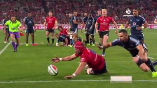 Lions v Bulls Rd 13 Super Rugby Video Highlights 2017