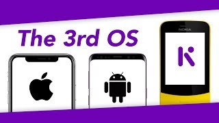 Video How KaiOS Is Becoming the 3rd Major Mobile OS MP3, 3GP, MP4, WEBM, AVI, FLV November 2018