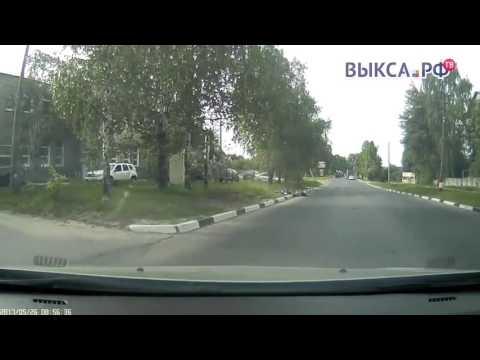 Авария в Выске