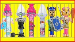 Video Paw Patrol Candy PEZ DISPENSERS, Trolls Lolli Pop Ups, Baby Jail MP3, 3GP, MP4, WEBM, AVI, FLV Oktober 2018