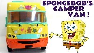 Spongebob Camper Van