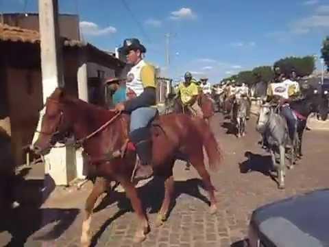 4ªCAVALGADA  DE CATARINA EM OUROLANDIA BAHIA