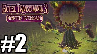Hotel Transylvania 3 Monsters Overboard Gameplay Walkthrough Part 2 - Boss Battle