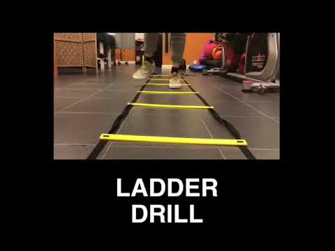 Ladder Drills (Ankle Mobility) - Energize Physical Therapy