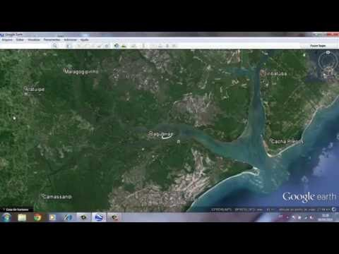 Terreno em Jaguaripe Baía de todos os Santos