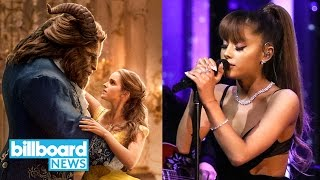 Ariana Grande & John Legend to Record 'Beauty and the Beast' Duet for Disney's Film | Billboard News