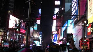 Taylor Swift -2013 New Year Count Down at Times Square