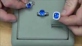 Video HANDMADE SAPPHIRE RINGS: What to look for when buying a sapphire. MP3, 3GP, MP4, WEBM, AVI, FLV Januari 2019