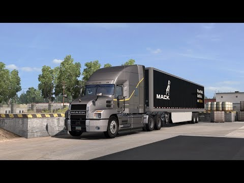 Mack MP8 engine sound for the Anthem 1.32.x