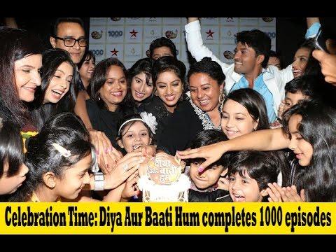 Celebration Time: Diya Aur Baati Hum completes 100